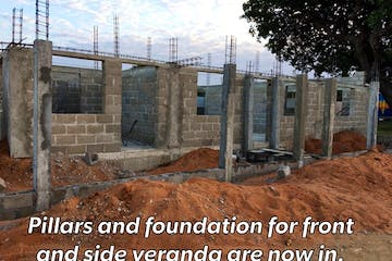 Mozambique Ministry Center: Phase 1