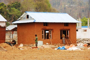 Nepal Earthquake Home Reconstruction